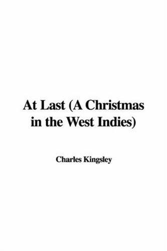 Download At Last a Christmas in the West Indies