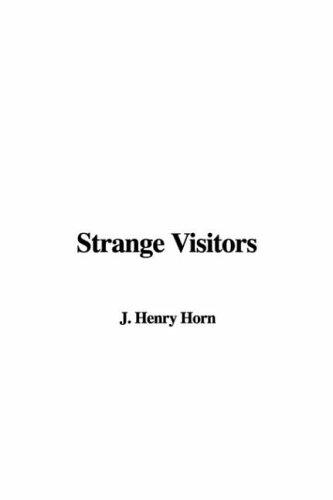 Download Strange Visitors