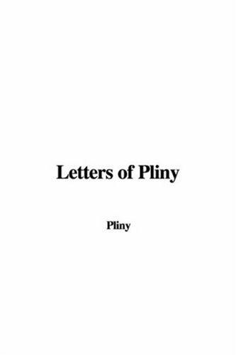 Download Letters of Pliny