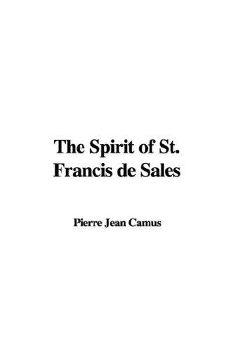 Download The Spirit of St. Francis de Sales