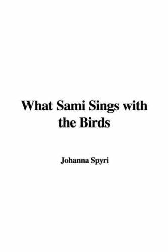 Download What Sami Sings with the Birds