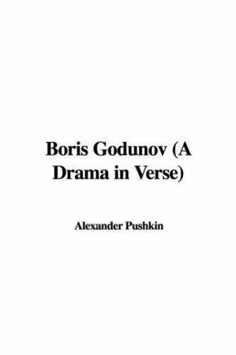 Download Boris Godunov (A Drama in Verse)