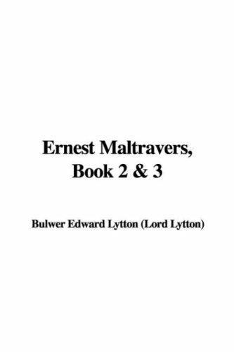 Download Ernest Maltravers, Book 2 & 3