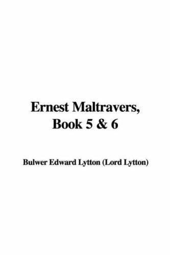 Download Ernest Maltravers, Book 5 & 6