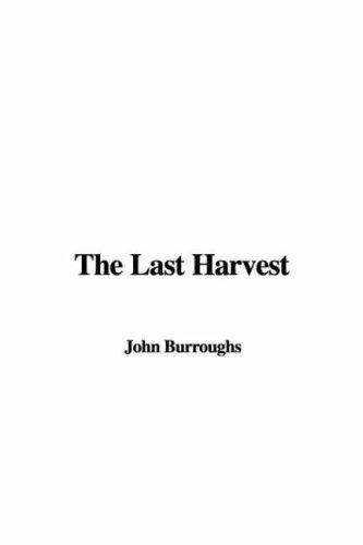 Download The Last Harvest