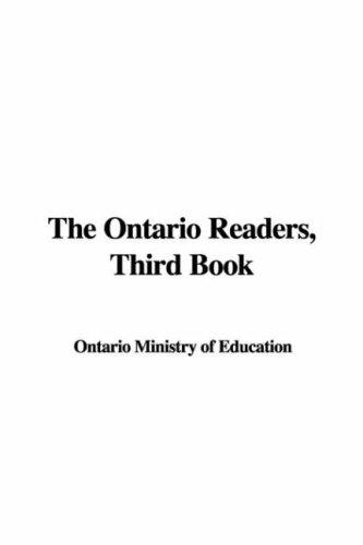 The Ontario Readers, Third Book