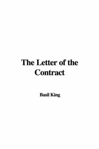 Download The Letter of the Contract