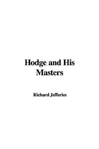 Download Hodge and His Masters