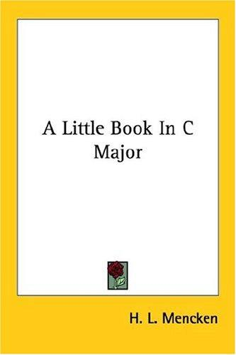 Download A Little Book in C Major
