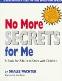 Download No more secrets for me