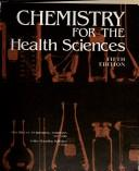 Download Chemistry for the health sciences