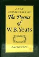 A new commentary on the poems of W.B. Yeats
