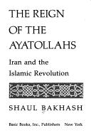 The reign of the ayatollahs