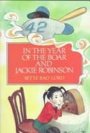 Download In the Year of the Boar and Jackie Robinson