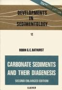 Carbonate sediments and their diagenesis.