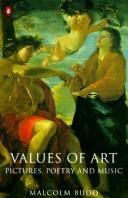 Download Values of art