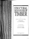 Download Structural behaviour of timber