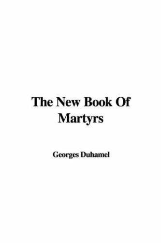 Download The New Book Of Martyrs