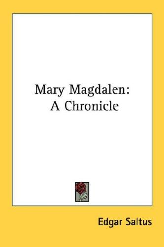 Download Mary Magdalen