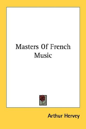 Download Masters Of French Music