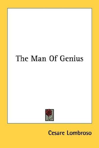 Download The Man Of Genius