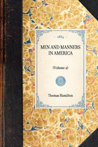 Download Men and Manners in America