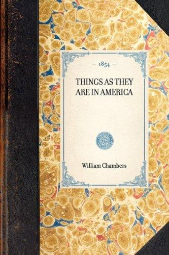 Download Things as They Are in America