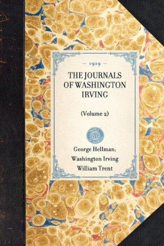 Download The Journals of Washington Irving
