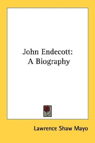 Download John Endecott