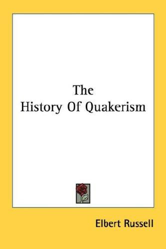 Download The History Of Quakerism