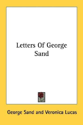 Download Letters Of George Sand