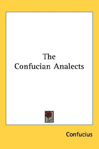 Download The Confucian Analects