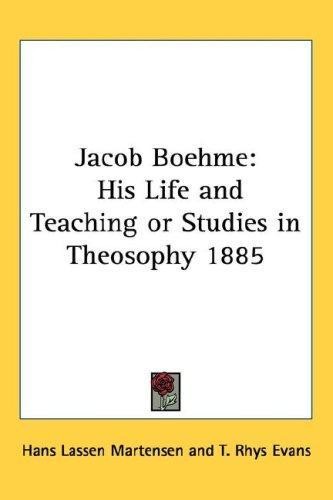 Jacob Boehme