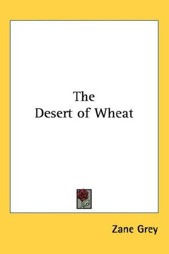 Download The Desert of Wheat