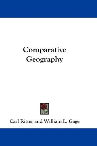 Download Comparative Geography