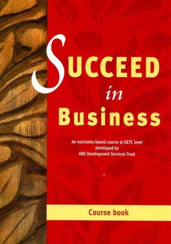 Download Succeed in Business