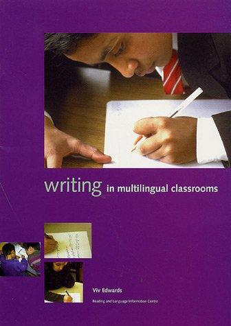 Download Writing in Multilingual Classrooms