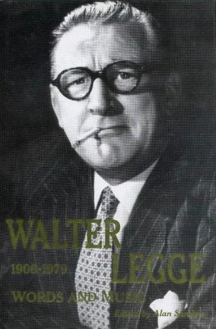 Download Walter Legge