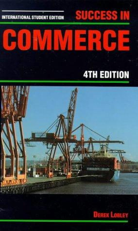 Download Success in Commerce (Success Studybooks)