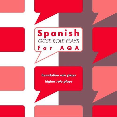 Spanish GCSE Role Plays for AQA
