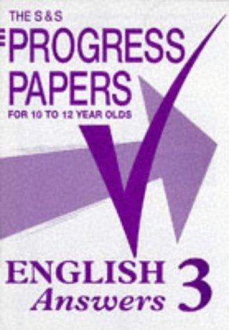 Download S and S Progress Papers (The S & S Progress Papers)
