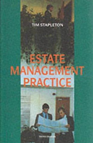 Estate Management Practice