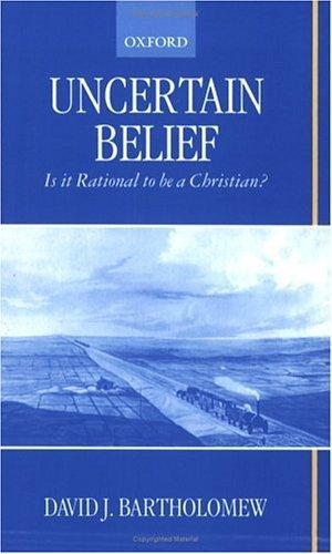 Uncertain Belief