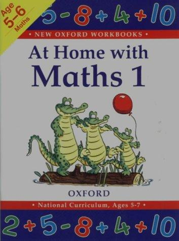 At Home with Maths (New Oxford Workbooks)