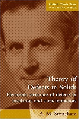 Theory of defects in solids