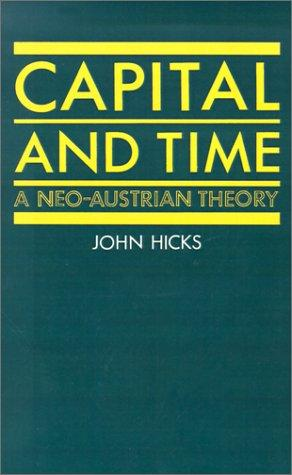Download Capital and time