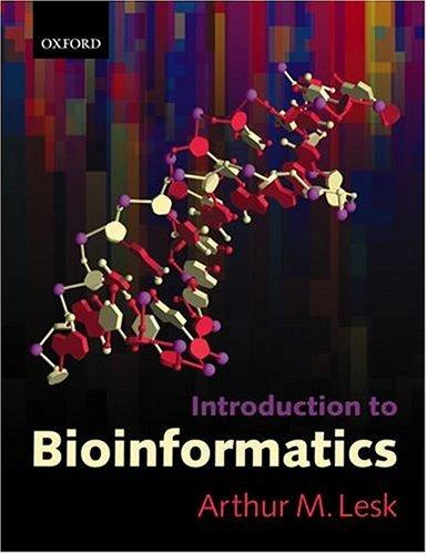 Download Introduction to bioinformatics