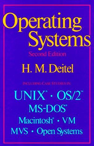 Download An introduction to operating systems
