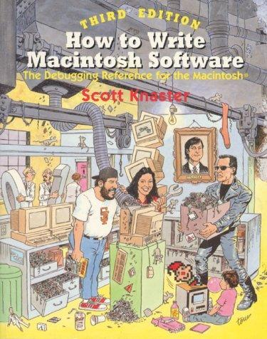 How to write Macintosh software
