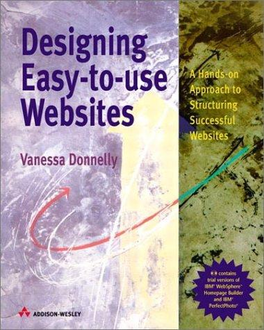 Designing easy-to-use websites